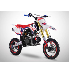 Piece Pit Bike GUNSHOT 140 ONE - ROUGE - édition 2019 de Pit Bike et Dirt Bike