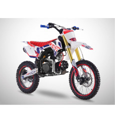 Piece Pit Bike GUNSHOT 140 ONE - 17/14 - ROUGE - édition 2019 de Pit Bike et Dirt Bike
