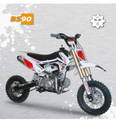Piece Pit Bike BASTOS BS 90 - édition 2019 de Pit Bike et Dirt Bike