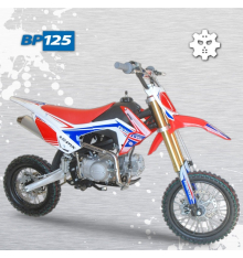 Piece Pit Bike BASTOS BP 125 - édition 2019 de Pit Bike et Dirt Bike