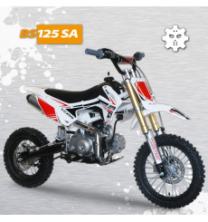 Piece Pit Bike BASTOS BS 125 SA édition 2019 de Pit Bike et Dirt Bike