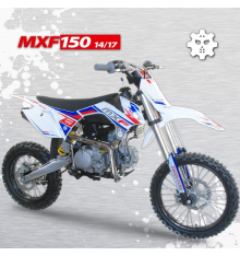 Piece Pit Bike BASTOS MXF 150 grande roue 14/17 - édition 2019 de Pit Bike et Dirt Bike