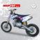 Piece Pit Bike BASTOS MXF 150 grande roue 14/17 - édition 2019 de Pit Bike et Dirt Bike