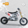 Piece Pit Bike BASTOS BS 125 - édition 2019 de Pit Bike et Dirt Bike