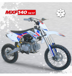Piece Pit Bike BASTOS MXF 140 grande roue 14/17 - édition 2019 de Pit Bike et Dirt Bike