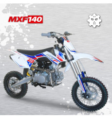 Piece Pit Bike BASTOS MXF 140 - édition 2019 de Pit Bike et Dirt Bike