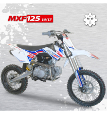Piece Pit Bike BASTOS MXF 125 grande roue 14/17 - édition 2019 de Pit Bike et Dirt Bike