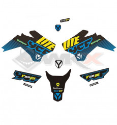 Piece Kit décoration YCF F88 LITE 2018 de Pit Bike et Dirt Bike