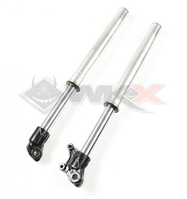 Piece Tubes de fourche hydraulique inversée MOJO 540mm 38,5/41,5 KIDS de Pit Bike et Dirt Bike
