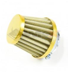 Piece Filtre à air cornet acier 38mm OR de Pit Bike et Dirt Bike