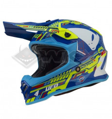 Piece Casque enfant UFO ActiveX taille YL de Pit Bike et Dirt Bike