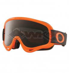 Piece Masque OAKLEY O Frame MX ORANGE de Pit Bike et Dirt Bike