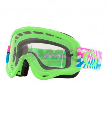 Piece Masque OAKLEY O Frame MX VERT de Pit Bike et Dirt Bike