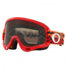 Piece Masque OAKLEY O Frame MX ROUGE de Pit Bike et Dirt Bike