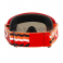Piece Masque OAKLEY O Frame MX ROUGE de Pit Bike et Dirt Bike