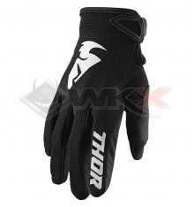 Gants THOR Sector taille M NOIR