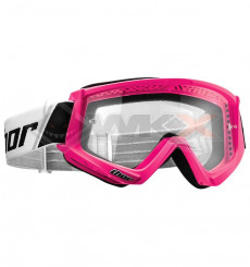 Piece Masque enfant THOR Combat ROSE de Pit Bike et Dirt Bike