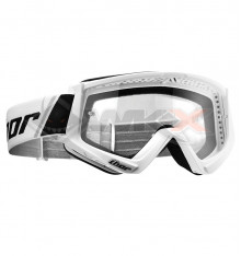 Piece Masque THOR Combat BLANC de Pit Bike et Dirt Bike