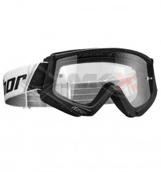 Piece Masque enfant THOR Combat NOIR de Pit Bike et Dirt Bike