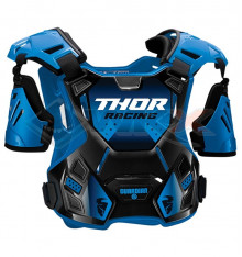 Piece Plastron THOR Guardian taille XL/2XL BLEU de Pit Bike et Dirt Bike