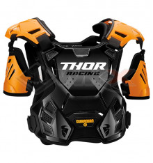 Piece Plastron THOR Guardian taille M/L ORANGE de Pit Bike et Dirt Bike