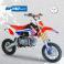 Piece Pit Bike BASTOS BP 140 grande roue 14/17 - édition 2020 de Pit Bike et Dirt Bike