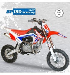 Piece Pit Bike BASTOS BP 150 SX RACING grande roue 14/17- édition 2020 de Pit Bike et Dirt Bike