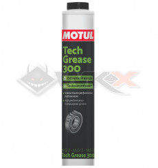 Piece Graisse MOTUL 300 TOP GREASE 400ml de Pit Bike et Dirt Bike