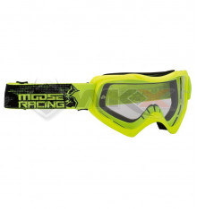 Piece Masque enfant MOOSE Qualifier Slash JAUNE de Pit Bike et Dirt Bike