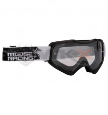 Piece Masque enfant MOOSE Qualifier Slash NOIR de Pit Bike et Dirt Bike