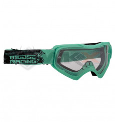 Piece Masque MOOSE Qualifier Slash MENTHE de Pit Bike et Dirt Bike