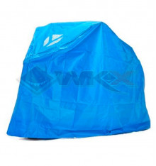 Piece Bâche de protection moto YCF BLEU de Pit Bike et Dirt Bike