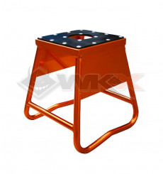 Piece Lève moto YCF aluminium ORANGE de Pit Bike et Dirt Bike