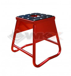 Piece Lève moto YCF aluminium ROUGE de Pit Bike et Dirt Bike