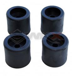 Piece Protection d'axe de roue YCF de Pit Bike et Dirt Bike