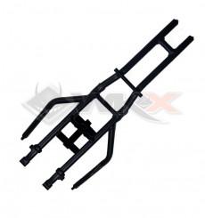 Piece Boucle arrière avec support batterie YCF PILOT 125/150 de Pit Bike et Dirt Bike