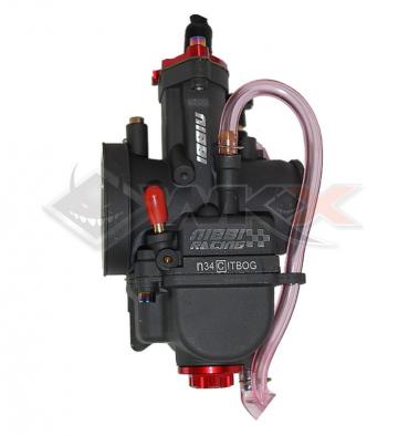 Piece Carburateur NIBBI 34mm de Pit Bike et Dirt Bike