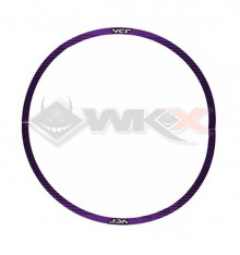 Piece Sticker de roue YCF SM 12' - 0,3 mm VIOLET de Pit Bike et Dirt Bike
