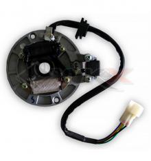 Piece Stator d'allumage YCF YX avec bobine lumière de Pit Bike et Dirt Bike