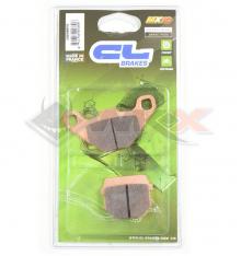 Piece Plaquettes de frein CL BRAKES 2469MX10 de Pit Bike et Dirt Bike