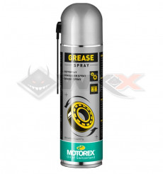 Piece Graisse MOTOREX Spray 500ml de Pit Bike et Dirt Bike
