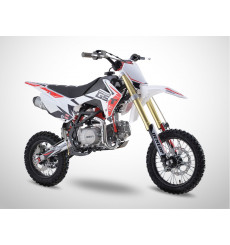 Piece Pit bike GUNSHOT 125 FX- BLANC- édition 2021 de Pit Bike et Dirt Bike