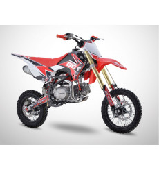 Piece Pit Bike GUNSHOT 140 FX - ROUGE - édition 2021 de Pit Bike et Dirt Bike