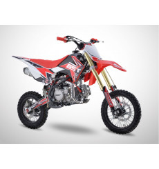 Piece Pit Bike GUNSHOT 150 FX - ROUGE - édition 2021 de Pit Bike et Dirt Bike