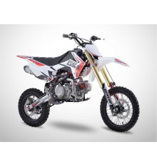 Piece Pit Bike GUNSHOT BLANC 190 FX- édition 2021 de Pit Bike et Dirt Bike