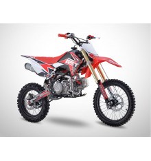 Piece Pit Bike GUNSHOT 190 FX ROUGE- 17/14 - édition 2021 de Pit Bike et Dirt Bike