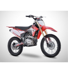Piece Moto-cross GUNSHOT ROUGE 250 MX-1- édition 2021 de Pit Bike et Dirt Bike