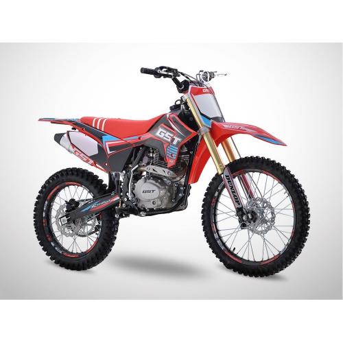 Piece Moto-cross 250 MX-2 GUNSHOT ROUGE - édition 2021 de Pit Bike et Dirt Bike