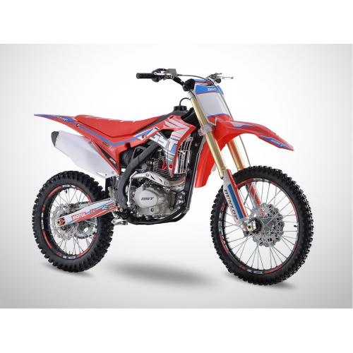 Piece Moto-cross GUNSHOT 250 MX-3 ROUGE - édition 2021 de Pit Bike et Dirt Bike