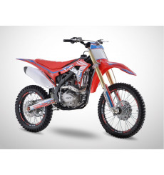 Piece Moto-cross GUNSHOT 250 MX-3 ROUGE - édition 2021 de Pit Bike et Dirt Bike